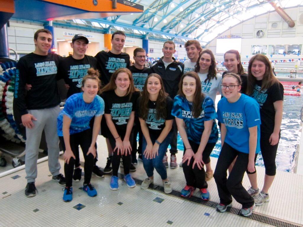 Long Island Express Swim Team